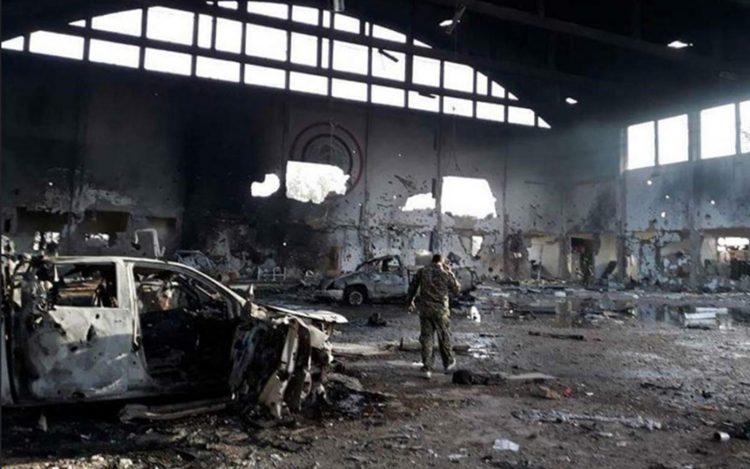 """Funcionario de FDI confirma ataque en Siria: """"Primer ataque contra objetivos iraníes"""""""