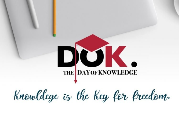 ¡Asiste de forma completamente gratuita a The Day of Knowledge!