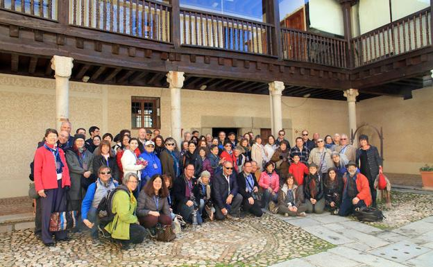 Noventa personas que comparten el apellido Saltiel se reencuentran con su pasado sefardí