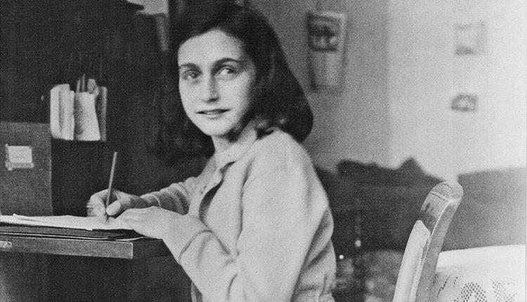 Año 2018 y Ana Frank nos sigue hablando