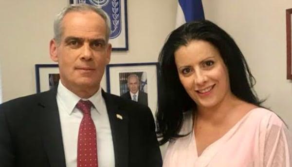 """""""Creo que veremos una embajada de México en Jerusalén"""": Jonathan Peled"""