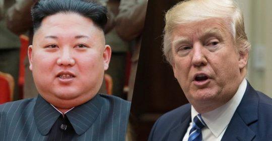Cancela Trump cumbre con líder de Corea del Norte