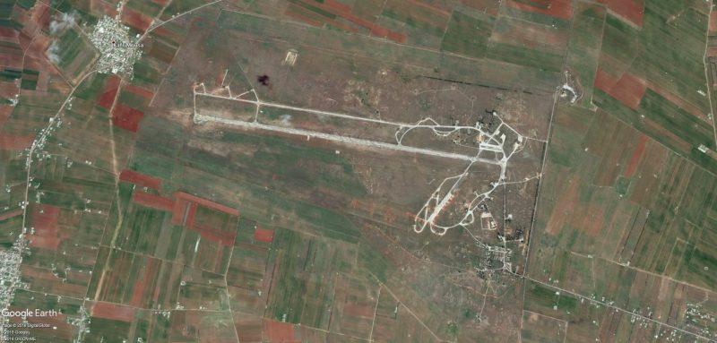 Ataque en base aérea siria dirigido al depósito de armas de Hezbolá