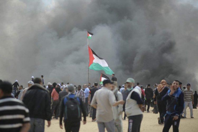 """El mundo debe decirle la verdad a las masas abusadas por Hamás en Gaza: no habrá derecho del """"retorno"""""""