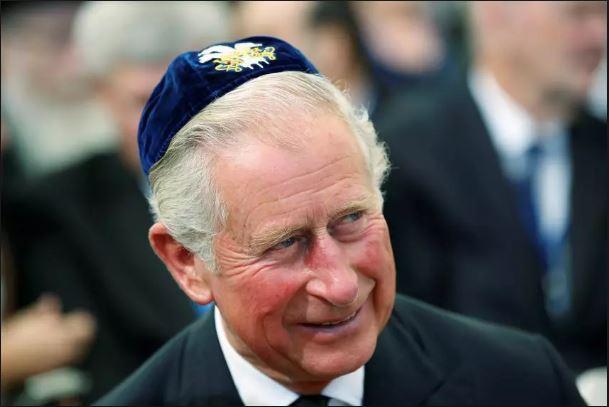 El príncipe Carlos asistirá al evento del 70° aniversario de Israel en el Royal Albert Hall de Londres