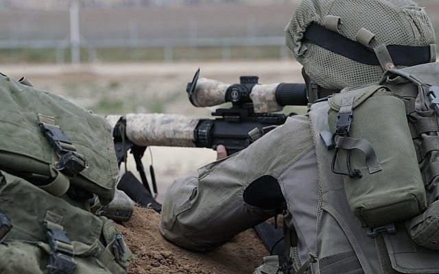 La Corte Suprema rechaza peticiones para impedir que FDI use fuego real en disturbios en la frontera de Gaza