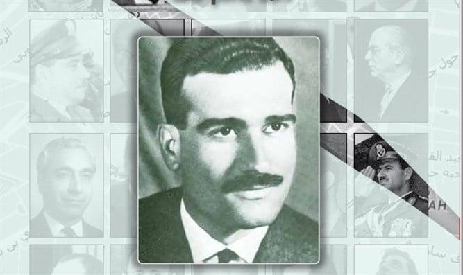 Elie Cohen, espía israelí en Damasco