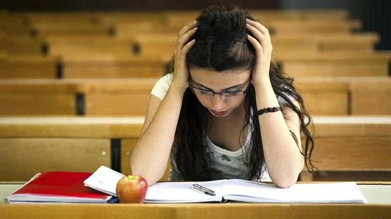 ¿En qué paisano te conviertes en los exámenes finales?