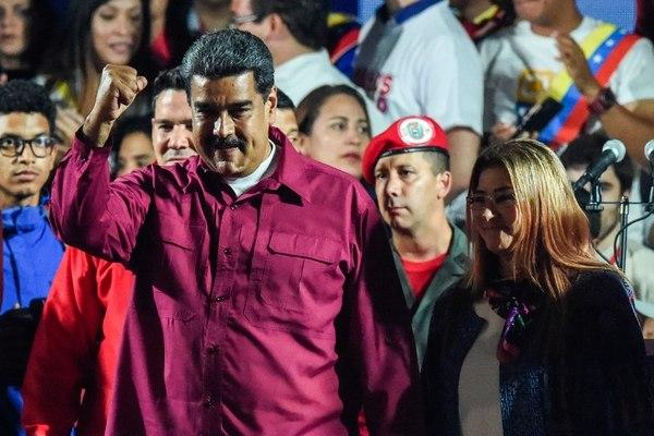 Resultado de imagen para Maduro presidente