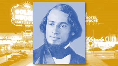 Solomon N. Carvallo, el primer judío de Las Vegas