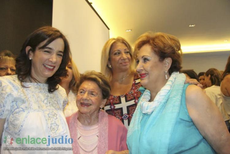 """Juana Cuevas en Twitter: """"Las mujeres de la comunidad judía, con su gran solidaridad cambian vidas"""""""