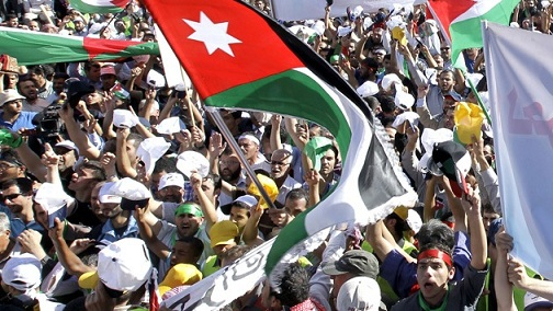 ¿Experimenta Jordania Primavera Árabe tardía?