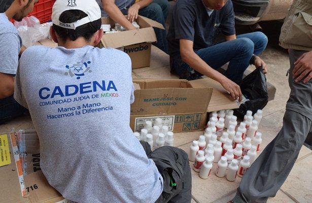 CADENA se aboca a la más grande crisis humanitaria en Sudamérica