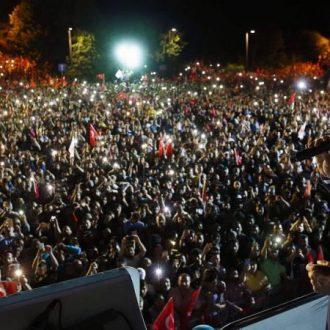 Erdogan se declara vencedor en las elecciones turcas, consolidando su control del poder