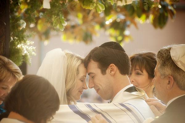 Desde el Talmud, ¿cómo el amor puede salvar a una pareja de la desgracia?