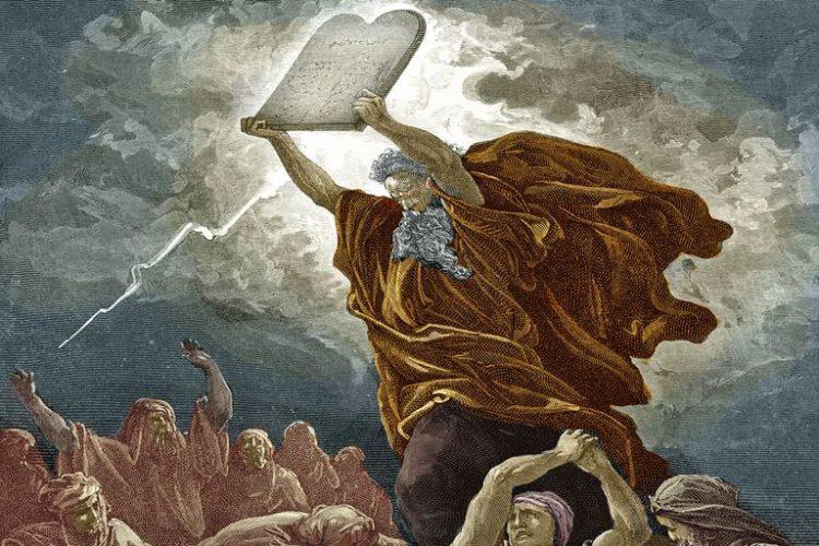 Desde el Talmud, ¿por qué Moisés rompió las Tablas de la Ley?