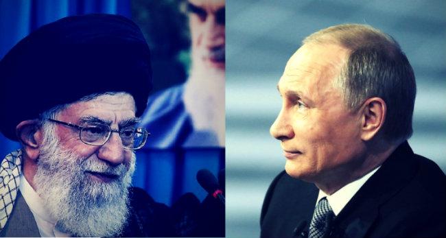 ¿Rusia realmente ve a Irán como un aliado en Siria?