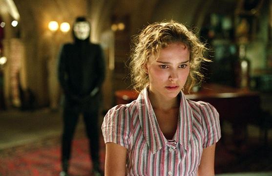 """Natalie Portman quiere filmar la secuela de """"V de Vendetta"""""""