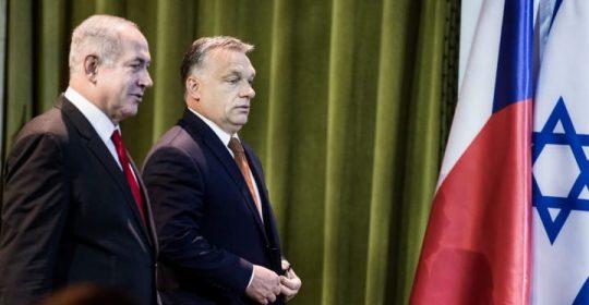 Orbán a Netanyahu: Todos los judíos pueden sentirse seguros en Hungría