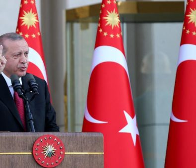 """Turquía llama """"Estado de apartheid"""" a Israel por nueva Ley Básica"""