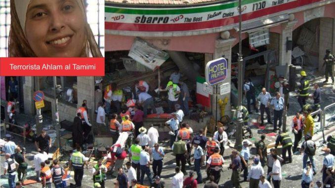 La Autoridad Palestina pagó $ 294,332 a los terroristas del atentado en Sbarro