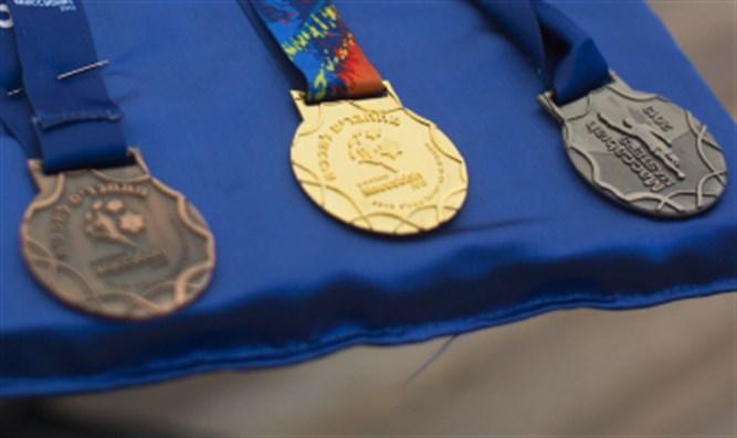 Segunda medalla de Linoy en el Campeonato Mundial de Gimnasia Rítmica