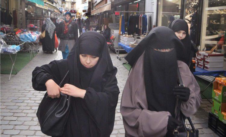 Resultado de imagen de partido belga ISLAm