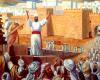 ¿Cómo se vivía la festividad de Sucot en el Templo Sagrado de Jerusalén?