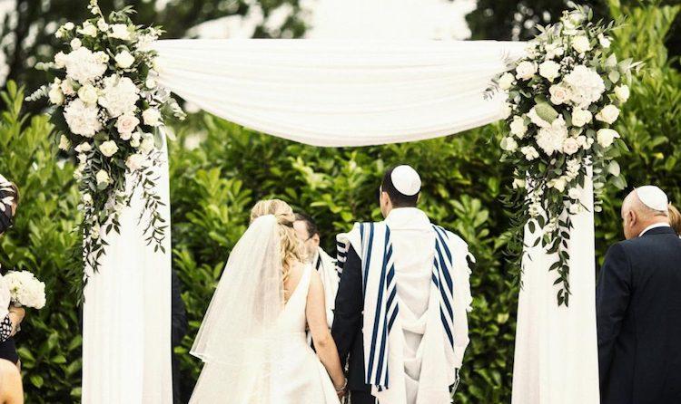 La ciudad polaca de Lublin ve su primera boda judía en décadas
