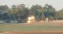 Hamás publica video del ataque con misil guiado contra autobús israelí