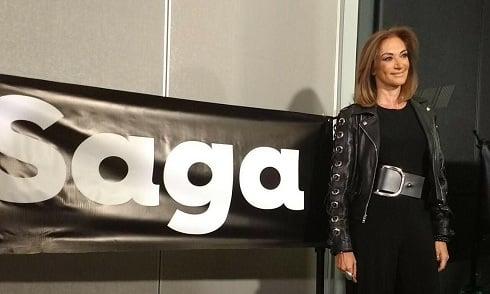 "Adela Micha le dice adiós a su plataforma ""La Saga"""