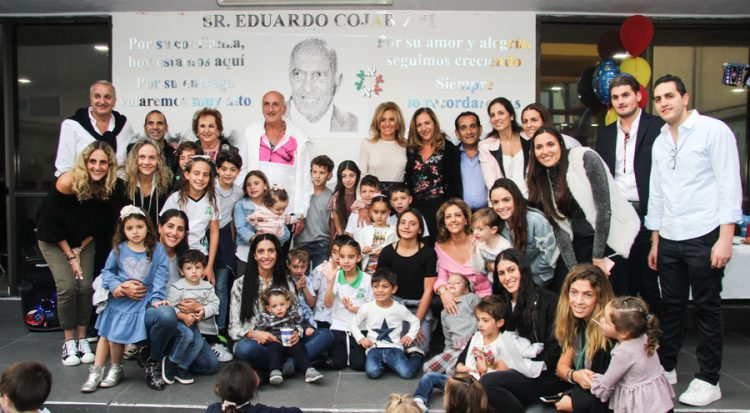 "Yad Rajamim rinde homenaje a Eduardo Cojab Z""L"