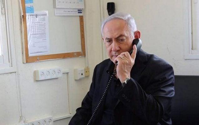 Netanyahu a Putin: Israel no tolerará la agresión de Hezbolá