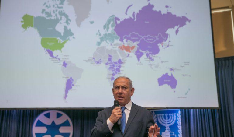 Omán ha permitido a El Al usar su espacio aéreo, anuncia Netanyahu