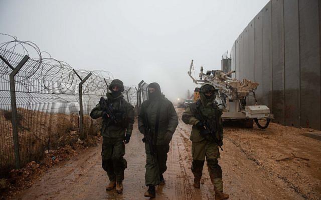 Otro túnel más desde Líbano a territorio israelí expuesto por las FDI