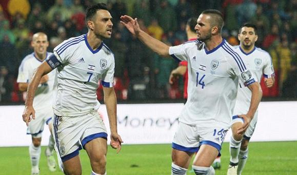 Israel rumbo a la Euro 2020