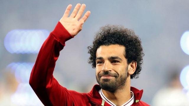 El conflicto árabe-israelí podría provocar la marcha de Salah del Liverpool