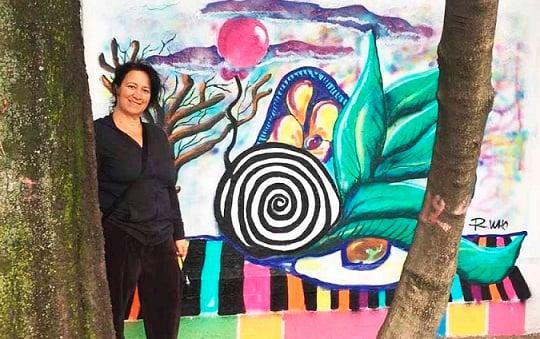 Ruth Maya Del Graffiti Al Street Art La Experiencia De Una