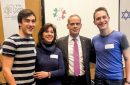 40 jóvenes mexicanos se unieron al ejército israelí. Yajad Lemaan Hajayal rinde homenaje a sus padres
