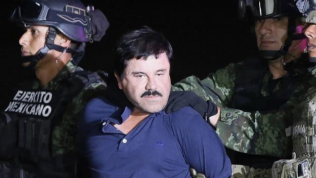 """Cómo la tecnología israelí pudo vencer al """"Chapo"""" Guzmán"""