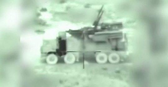 FDI ataca escondites de armas, sitios de inteligencia y bases iraníes y defensas aéreas sirias