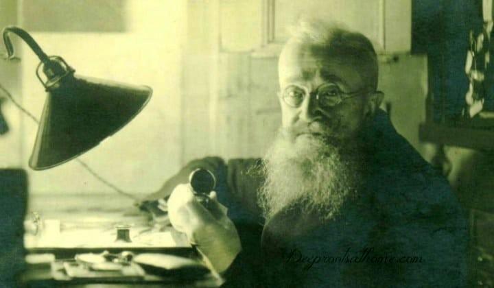Recordando a Ten Boom, un patriarca y sionista cristiano