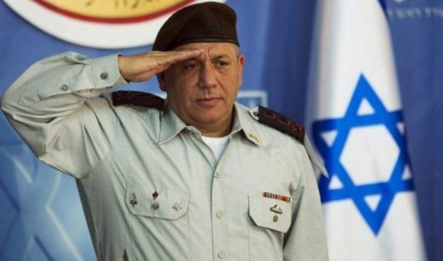 Gadi Eisenkot: un militar de gran altura