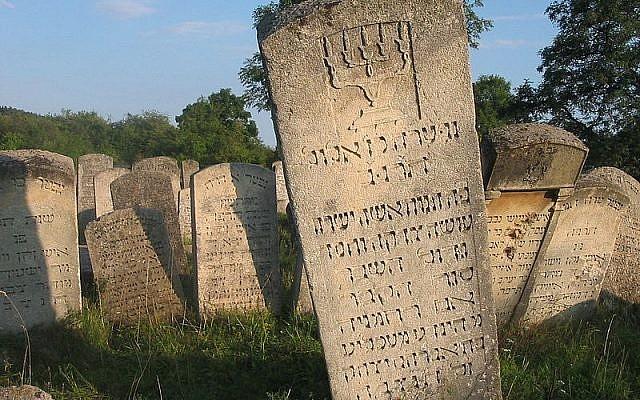 UE otorga casi $ 1 millón para mapear y proteger los cementerios judíos