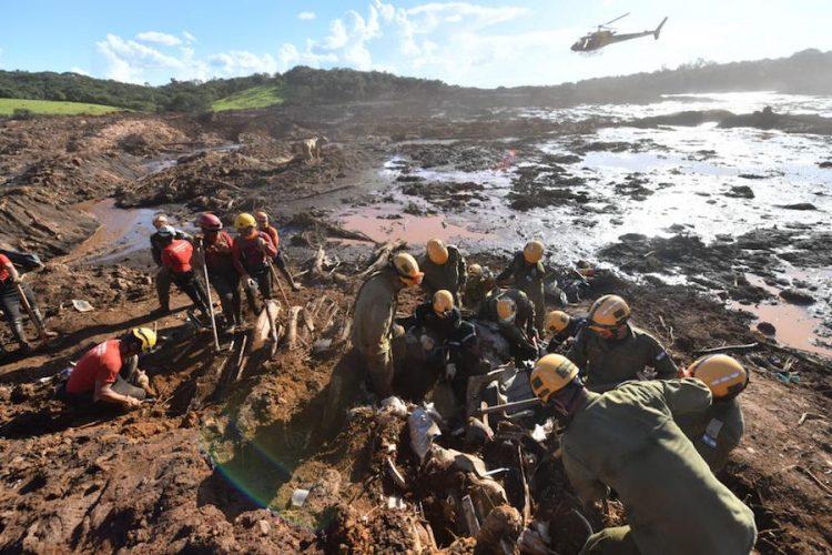 Cooperación de Israel en Brasil ha sido muy efectiva: portavoz de bomberos de Brumadinho