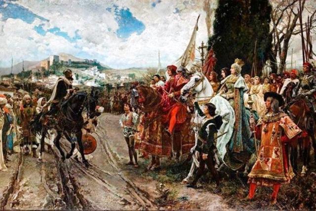 La expulsión de los judíos y el caleidoscopio del tiempo