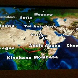 Histórico: Jartum permite que el avión de Netanyahu sobrevuele Sudán del Sur