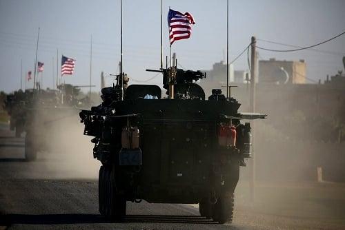 La seguridad israelí mientras EE.UU. abandona Siria