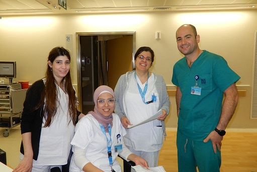 Un hospital israelí en pie para salvar al pequeño Yusef