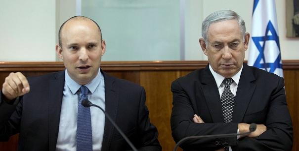 Israel, bajo un terremoto político